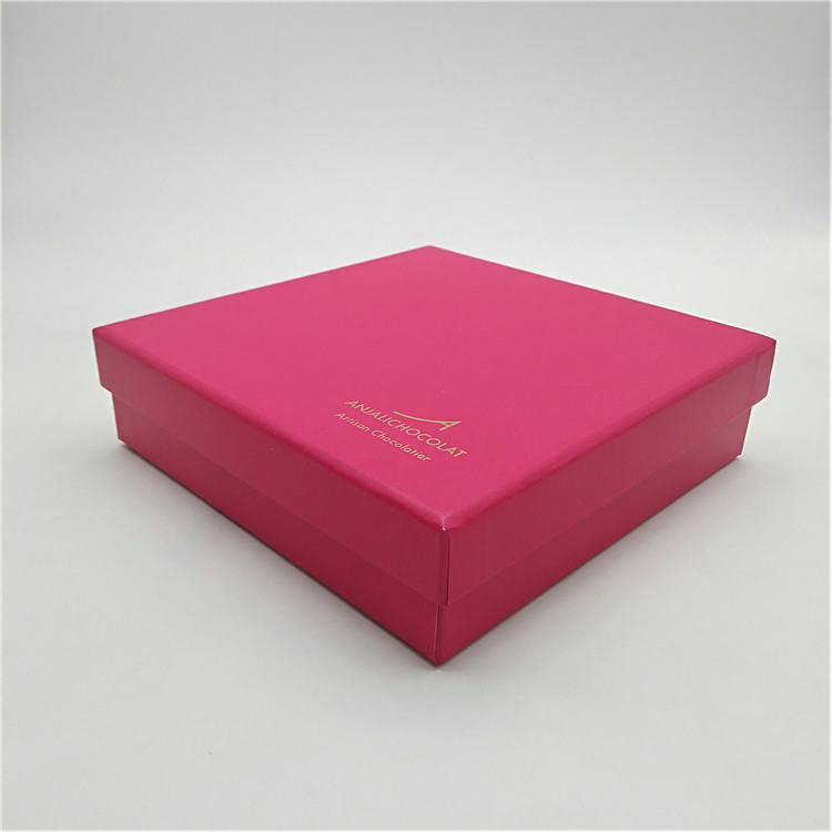 Custom Made Chocolate Box