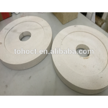 Industrial application Ceramic Crusher plate with hole