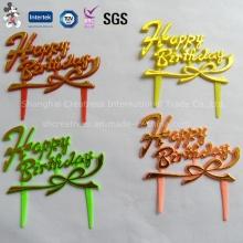 Günstigen Preis Happy Birthday Cake Dekoration