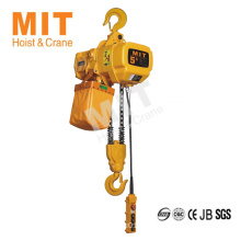 Professional Factory Supply Top Quality 5 ton electric chain hoist with competitive offer