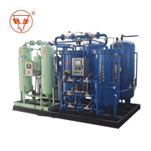 Can Gas PSA oxygen filling and cylinder