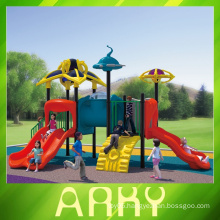 Commercial good quality plastic playground for amusement park use