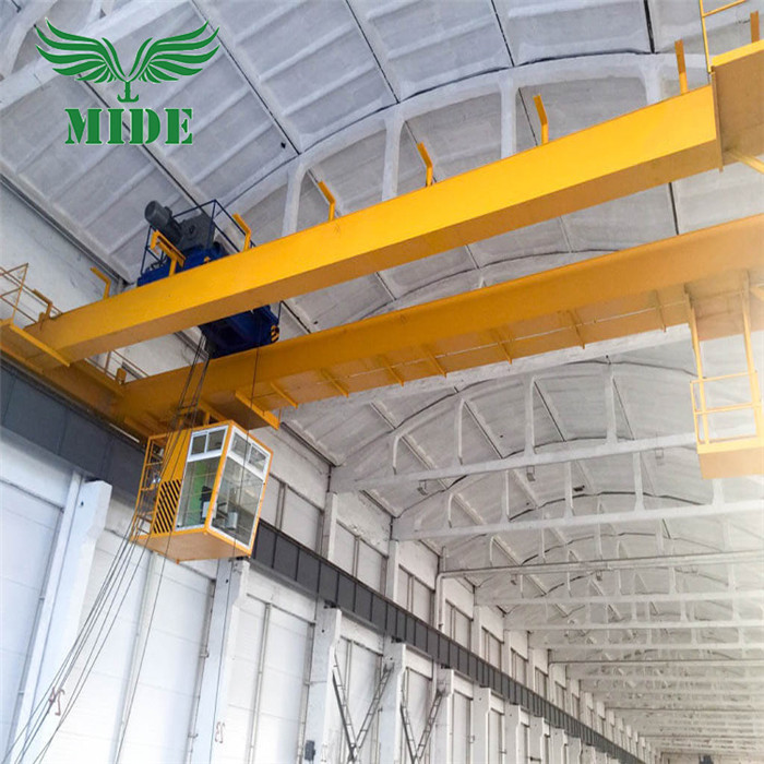 New Type Overhead Traveling Double Girder Crane