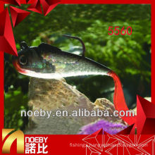 soft lure with hook NOEBY 8cm/10g