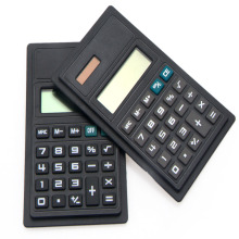 8 Digit Dual Power Super Thin Calculator