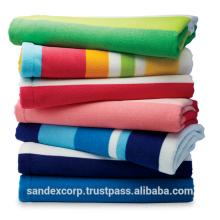 Microfiber Terry Bath Towel