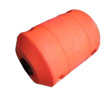 Flotador de tubo de PE de alta venta duradera para la industria de dragado