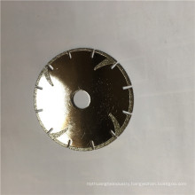 professional can be customized marble granite stone diamond abrasive disc blade cutter