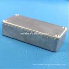 Daier hammond box 1590g aluminum die cast enclosure
