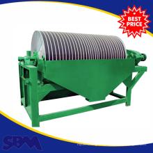Séparateur magnétique de sable de fer, sable de fer de séparateur magnétique