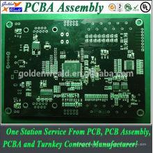 pcb assemblée pcba chine oem système de contrôle d'accès pcba joueur de jeu pcba