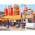 Nueva diversificación de diseño activada máquina de producción de carbono a partir de biomasa
