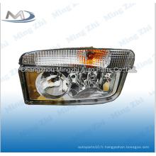 Pièces de camion Mercedes Benz, partie de camion Axor de lampe de tête automatique, lampe frontale