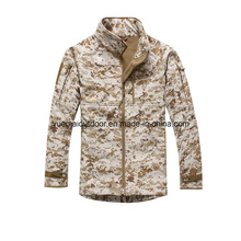 Veste militaire Softshell Camo Digital Waterproof and Respiratable