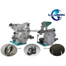 Horizontal Type Ring Die Biomass Pellet Pressing Machine