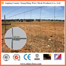 Clôture de bovins de champs galvanisés chauds à vendre