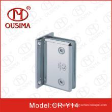 0 Degree Zinc Alloy Glass Door Hinge Used in Shower Room (CR-Y14)