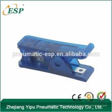 ESP high quality plastic air hose tubing cutter, tool cutter, nylon tube cutter