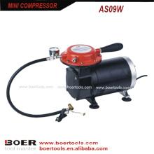 Compressor de inflar portátil de 1 / 3HP