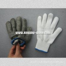 Double Layer Metal Mesh Schnittschutzhandschuh - 2353