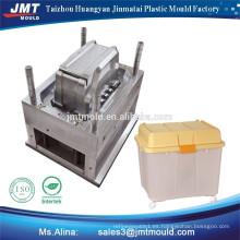 fabricante de moldes caja de almacenamiento de plástico molde de inyección