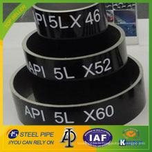 Vente chaude API 5LPSL-1 / PSL-2 Seamless Carbon Steel line Tubes et tubes