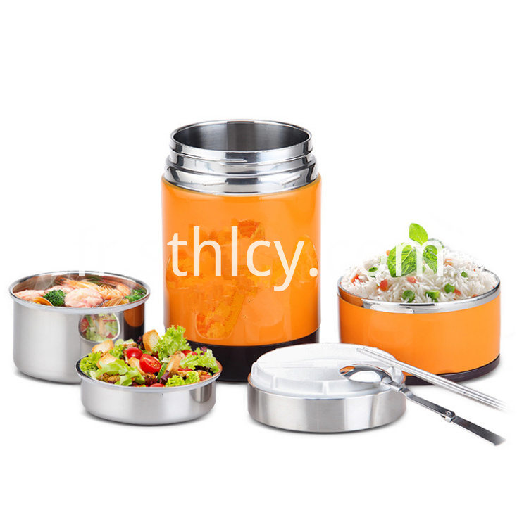 Stainless Steel Lunch Boxhl480zn1