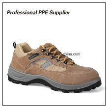 High Quality PU Injection Lightweight Work Time Safety Shoes
