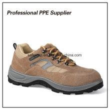 Высокое качество PU Впрыски легкий Время работы защитная обувь