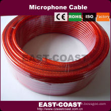 Red Shield Low noise Microphone Cable