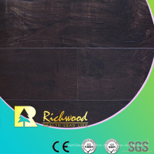 Household E0 HDF AC4 Embossed Handscraped U-Grooved Laminate Flooring
