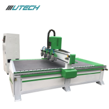 3.2kw water cooled spindle working cnc router