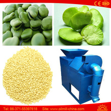 Dry Method Tk-300 Soybean Peeler Mung Bean Peeling Machine