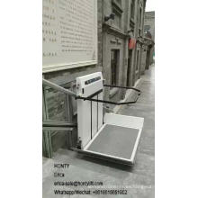 Elevador de escaleras inclinado para silla de ruedas para discapacitados Ascensor de hombre eléctrico
