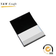 Mode Bestnote Metall Leder Namenskartenhalter
