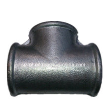 "2"" Equal Galvanized Tee Malleable Iron Pipe Fittings"