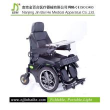 Cadeira de rodas luxuosa de mobilidade eletrica