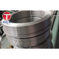 Sanitary Food Capillary Stainless Steel Coil Tube