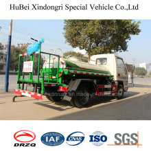 2-3ton Foton Road Sprinkler Truck for Street Cleaning Purpose