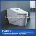 Toilette intelligente en céramique monobloc (TZ340)