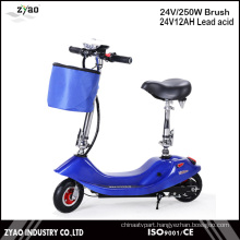 Hot Sales 2wheels 250W Motor Mini Electrical Scooter