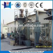 Environment friendly single process coal gasification machine