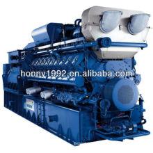 High Electric Efficiency Germany MWM Natural Gas Generator