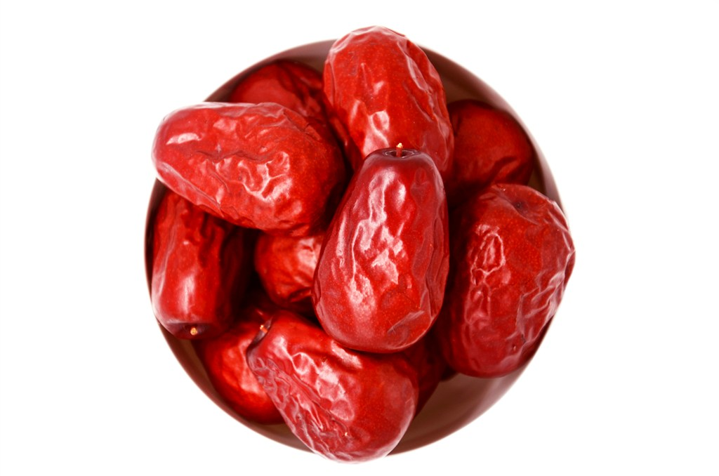 Chinese Red Date/Slice