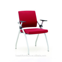 comfortable training chairs with writing tablet