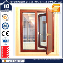 Aluminium Exterior Casement Windows for Residence