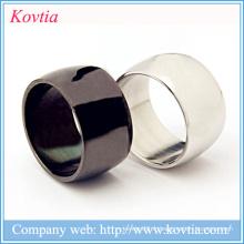 Knights templar rings mens big glaze thumb rings pour hommes bijoux en acier titane