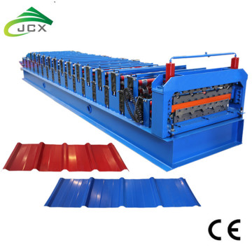 Corrugated and Trapezoid Roofing Roll forming machine