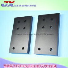 Custom Black Anodized Aluminum CNC Machining Parts