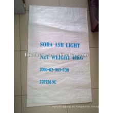 Luz de ceniza de soda a granel / denso en China
